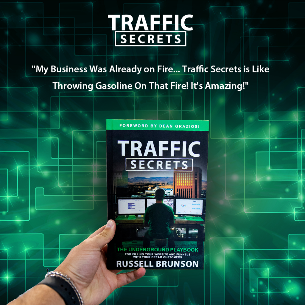 How to Identify and Attract Your Dream Customers: 30-Day Traffic Secrets Challenge